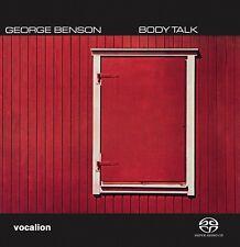 George Benson - Body Talk  [SACD Hybrid Multi-channel] - CDSML8548