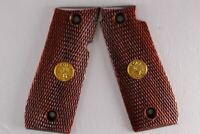 Colt Government .380 grips,Hardwood,Handmade,Thailand,Jaruwan.p
