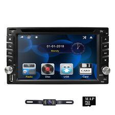 "6.2"" Car DVD GPS Navigation Head Unit Stereo fit Nissan Dualis J10 2007-2013"