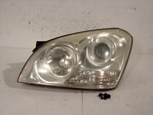 07 08 2007 2008 KIA OPTIMA DRIVER SIDE LEFT HEADLIGHT LAMP LENS ASSEMBLY #10597