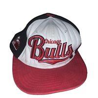 Vintage New Era 9Fifty Chicago Bulls Windy City Hardwood Classics Snapback Hat