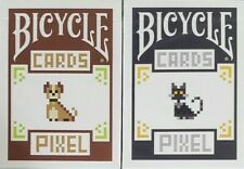 Bicycle Pixel Playing Cards 2 Deck Set - Limited Editions – SEALED