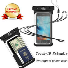 YOSH Waterproof Phone Case Touch ID Underwater Bag Pouch For iPhone 7 8P XS 11