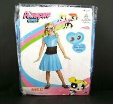 The Powerpuff Girls Bubbles Child Costume Xl 14-16 New