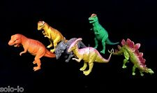 6pcs Plastic Large Dinosaur Figurine Animal Figurines Toy 18cm – 22cm New
