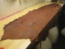 Tanned Top Grain Buffalo Leather # 0005430