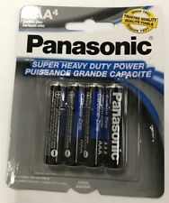 Wholesale 100 Panasonic AAA Batteries Heavy Duty 1.5v Bulk Pack
