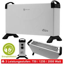 Konvektor Heizung Radiator Heizgerät Elektroheizung Heizer Heizkörper 2kW Wärme