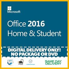 Microsoft Office Home & Student 2016 - Suites de Programas