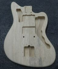 Jazzmaster Style Body   ~ Cut to order ~ Your Wood Choice ~ Tremolo ~