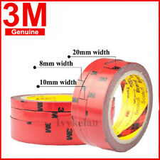 3M Double sided Acrylic Foam Tape CP5108,Automotive Tape,spoiler,side visor Gray