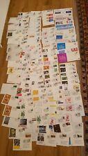 Bund Sammlung Belege Briefe Etb fdc