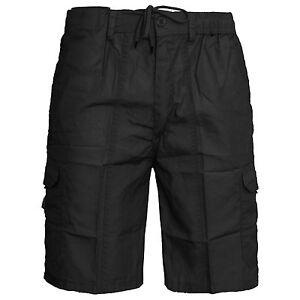 MENS BIG KING SIZE FULL FIT casual cool cargo shorts 3XL 4XL 5XL 6XL quality new