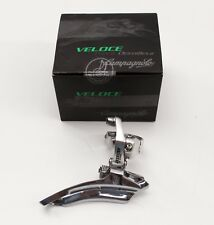 Campagnolo Veloce Desviador, fd4-vl3c5, 10speed, Abrazadera 35mm