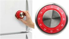 MAGNETIC EASY READ LARGE 60 MINUTE TIMER - SAFE STYLE