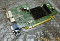 128MB Dell Y8365 ATi Radeon X300SE PCI-e VGA / DVI / Video (TV-O) Graphics Card