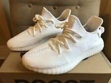 587ea68297b78 adidas Yeezy 350 V2 Cream White 2017 Boost Low CP9366 Sz 11