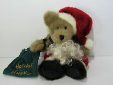 2000 Boyds Bear Collection Kringle's Retreat #99755 QVC Exclusive