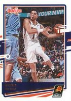 Devin Booker 2020-21 Panini Donruss Basketball Base Card #112 Phoenix Suns NBA