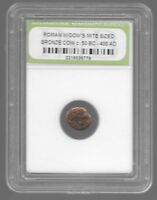 Rare Old Ancient Widows Mite Roman Empire Jesus Bible Collection Coin LOT/US:111