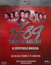 BLU RAY NEUF 1789 LES AMANTS DE LA BASTILLE - LE SPECTACLE MUSICAL 2012