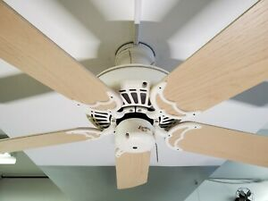 Refurbished Casablanca Delta ll 3 Speed Ceiling Fan