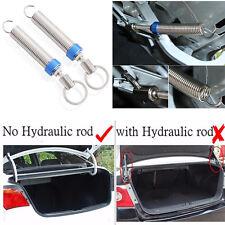 2 Pcs Flexible & Adjustable Metal Car Trunk Boot Lid Lifting Spring Decive Parts