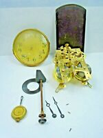 New Haven 8 Day Mantel Clock (AS FOUND) (For Restoration or Parts) Lot 1