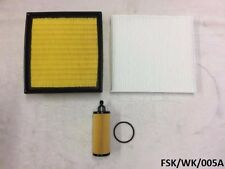 Air , Oil  & Cabin Filter Jeep Grand Cherokee WK2 3.6L 2014-2016  FSK/WK/005A