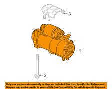 GM OEM-Starter Motor 19180529