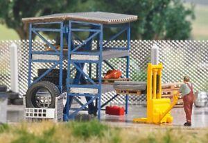 Busch 8854 Acton Jeu : Chariot Élévateur Tt Maquettes de Monde Kit Construction