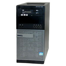 Dell OptiPlex 990 Mini-Tower | Intel i7-2600 8GB RAM 500GB HDD DVD-RW No OS