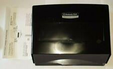 Kimberly Clark Compact Scottfold Towel Dispenser Smokegrey Unsealed Nib Read