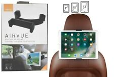 Kenu Airvue Car Headrest Tablet Mount For iPad 2/3/Air/Pro/Universal 7 to 13inch