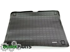 2011-2017 VW Volkswagen Touareg Muddy Buddy Rear Trunk Cargo Tray Liner OEM NEW