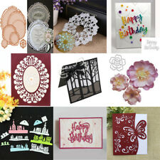 Metal Cutting Dies Scrapbook Embossing Die Stencils Album Decor Card Paper DIY