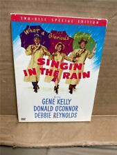 Singin in the Rain (Dvd, 2002, 2-Disc Set, Two Disc Special Edition), Gene Kelly