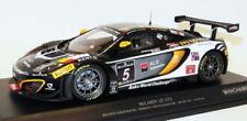 Coches de carreras de automodelismo y aeromodelismo McLaren de escala 1:18