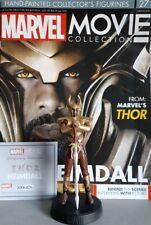 Marvel Movie Collection #27 Heimdall Figurine (Thor the Dark World) Eaglemoss