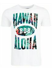 Hawaii 808 Men's Graphic T-Shirt, XL