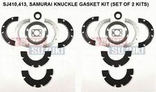 Samurai Kit riparazione ricostruire revisione guarnizione boccia ponte 2 ruote