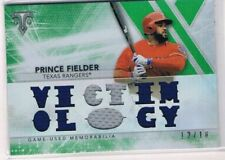 Triple Threads 2015 Season Baseball Cards