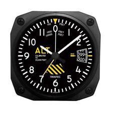 New TRINTEC 30th Anniversary ALTIMETER Alarm Clock Aviator for Travel DM60SE 3.5