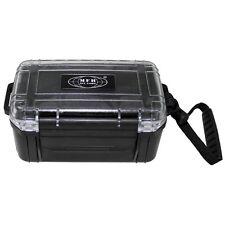 MFH Box, Kunststoff, wasserdicht, Netztasche, schwarz