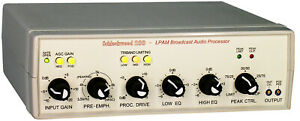 Multiband Audio Processor for AM Broadcasting - SW200