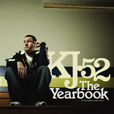 KJ-52 - The Yearbook - CD