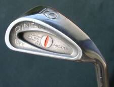 Ping Eye 9 iron Original ZZ Lite Steel Shaft Orange Lie Angle
