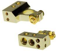 Auto Batterie Plus Pol Klemme Terminal Verteiler Kabel Standard 64qmm 20qmm