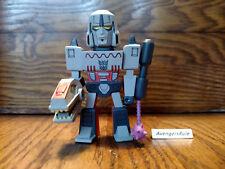 Transformers Vs G.I.Joe KidRobot Vinyl Mini Series Megatron 2/24