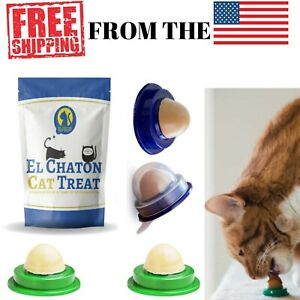 Lickable Cat Treats, Cat Snacks, Cat Catnip Ball, Healthy Cat Snack, Catnip Ball